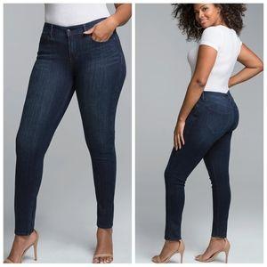 NYDJ boost curves 360 skinny jeans Julius wash